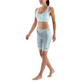 Skins Series-5 Halv strømpebukser Damer, blå